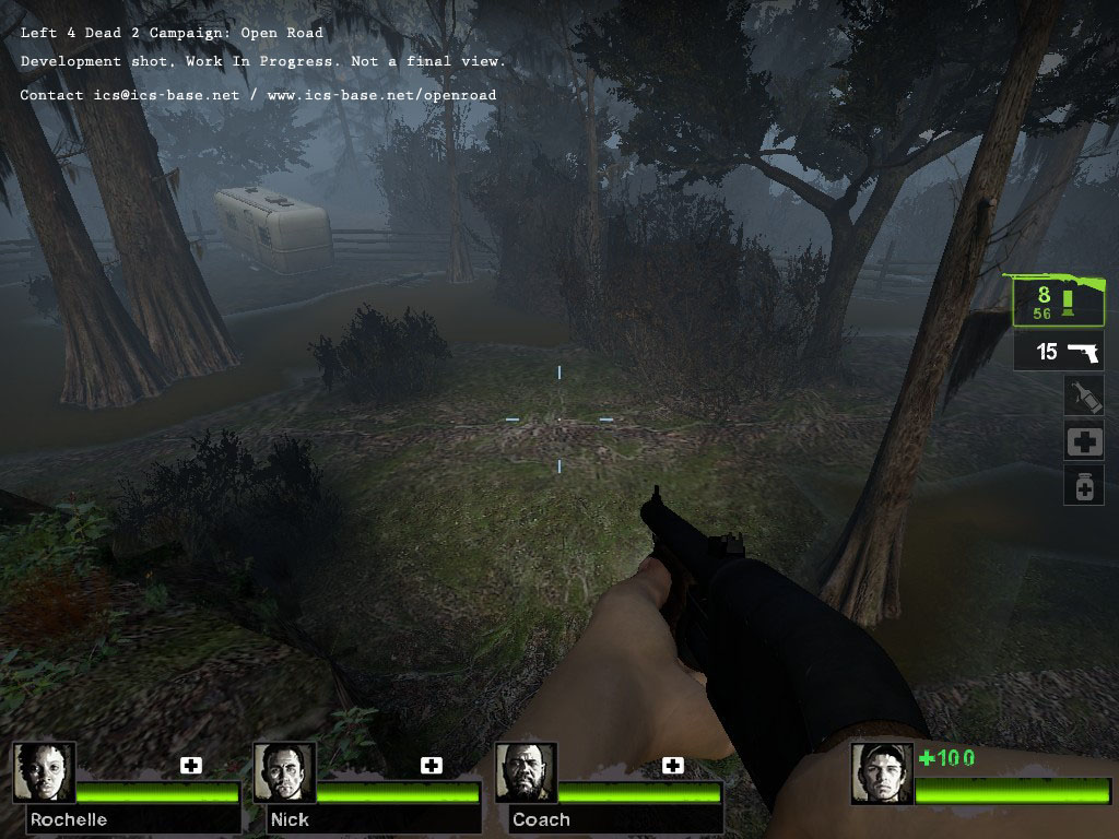 Open Road - campaign for the game Left 4 Dead 2 (L4D2)